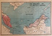 Singapore Sunda and Malaya 1941